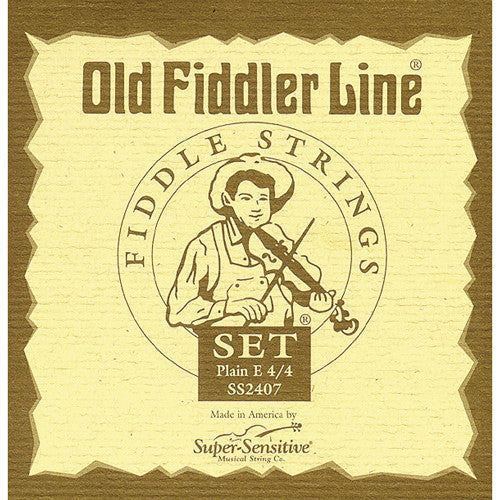 Super-Sensitive Old Fiddler Violin Strings