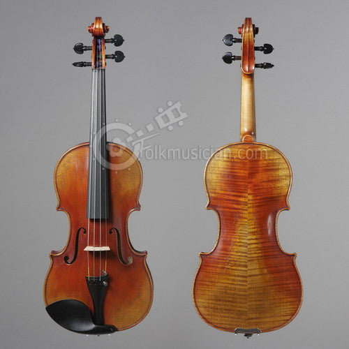 Scott cao soil violin 850 folkmusician for Soil 1714 stradivarius