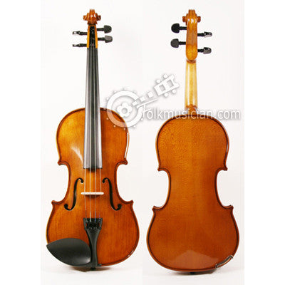 Cremona Ebony Student Violin Outfit