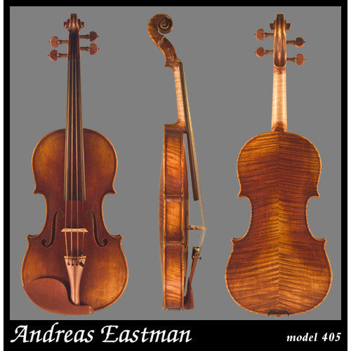 Andreas Eastman Violin Model 405