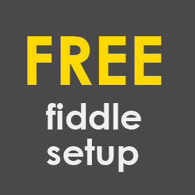FREE - Full Setup as Fiddle