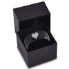 Pixelated Heart Gamer Tungsten Ring - Zealot