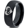Controller Heart in Controller Gamer Tungsten Ring - Zealot