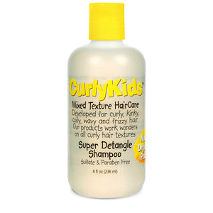CurlyKids Super Detangle Shampoo