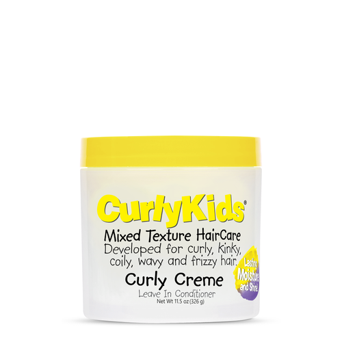 Curly Creme Conditioner (Family Size)