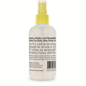 CurlyKids Oil Sheen Spray