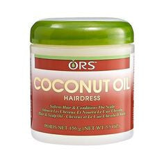 ORS Coconut Oil Hairdress - Huile de coco