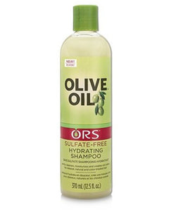 ORS Olive Oil Sulfate Free Hydrating Shampoo - Shampoing Sans Sulfate - Sédécia Cosmetics