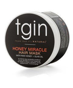 TGIN Honey Miracle Hair Mask - Masque au miel - Sédécia Cosmetics