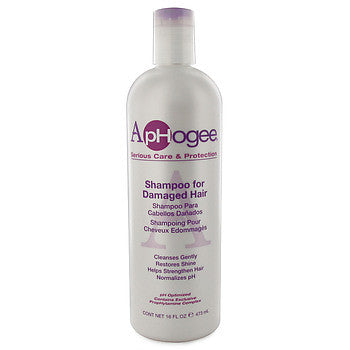 Shampoo For Damaged Hair - Shampoing cheveux abîmés - Sédécia Cosmetics
