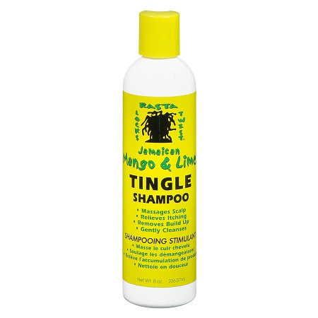Jamaican Mango and Lime Tingle Shampoo - Sédécia Cosmetics