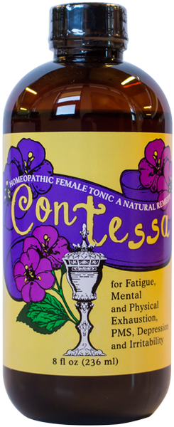 Contessa Homeopathic Liquid (Single or Pack of 2 bottles)