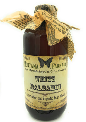 White Balsamic from Montana Farmacy
