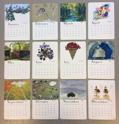 2018 calendars art restart retailing for just 30 these calendars make a great gift for friends and family clients and colleagues or even yourself each calendar comes with a solutioingenieria Image collections