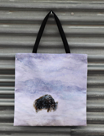Tote Bag: Buffalo by CLM