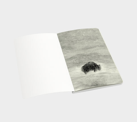 Journal: Buffalo by CLM