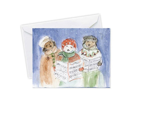 Carolers by CLM