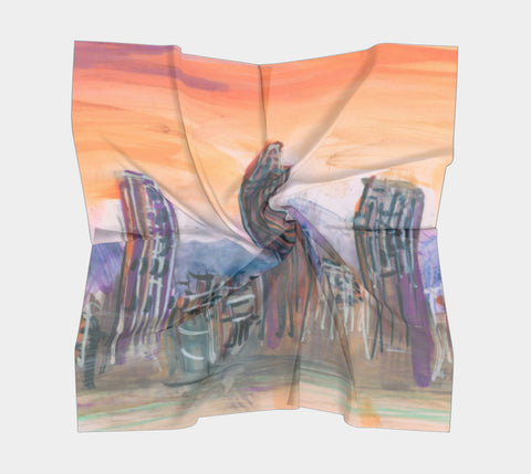 Scarf: Denver Dawn by CLM