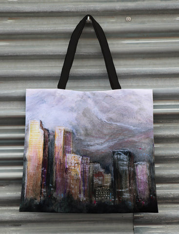 Tote Bag: Denver Dawn 2 by CLM