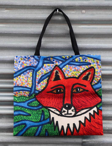 Tote Bag: Fox by NSF