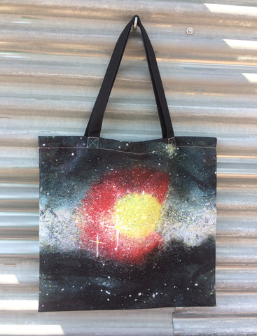 Tote Bag: Home by eeXee