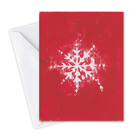 Bright Snowflake by KC