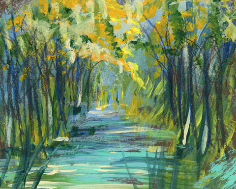 Fine Art Print: The Glades by OUI