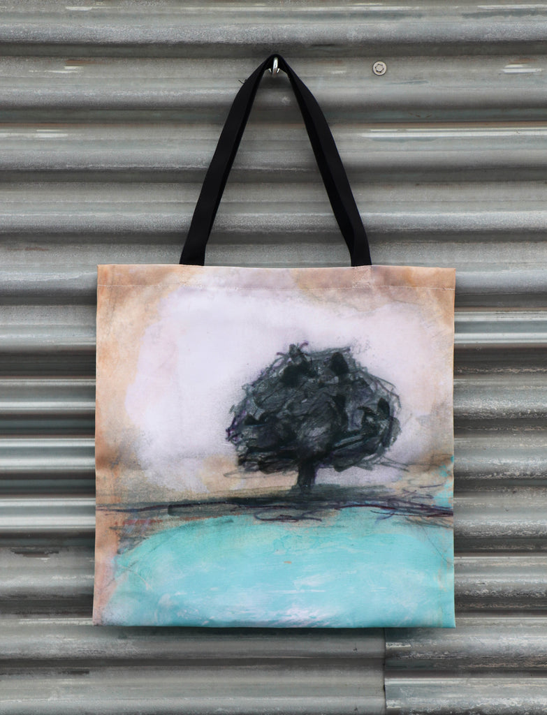 Tote Bag: Reflection by SF