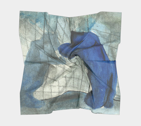 Scarf: Blue Two by SAM