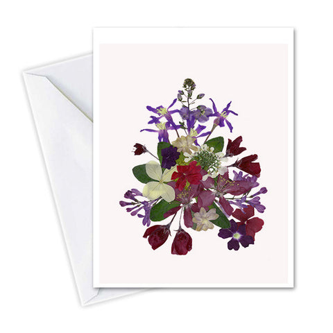 Pressed Bouquet by SNA