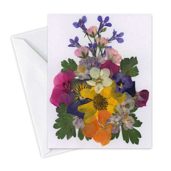 Pressed Flowers by SNA