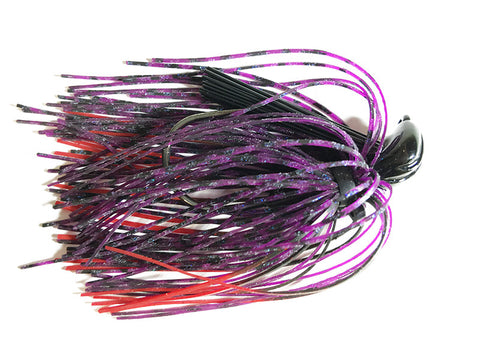 Glitter Berry Flipping Jig