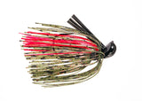 Watermelon Red Flipping Jig