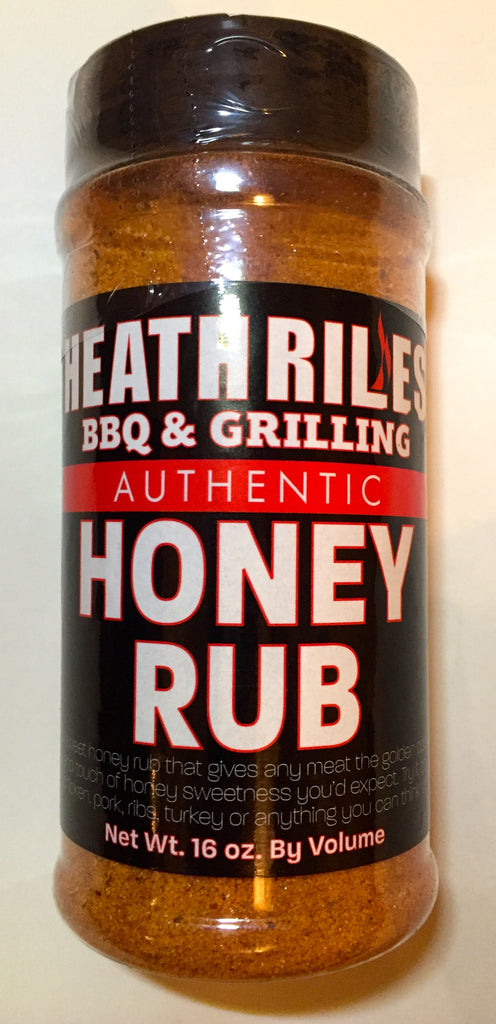 Heath Riles BBQ Honey Rub