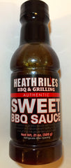 Heath Riles BBQ Sweet Sauce