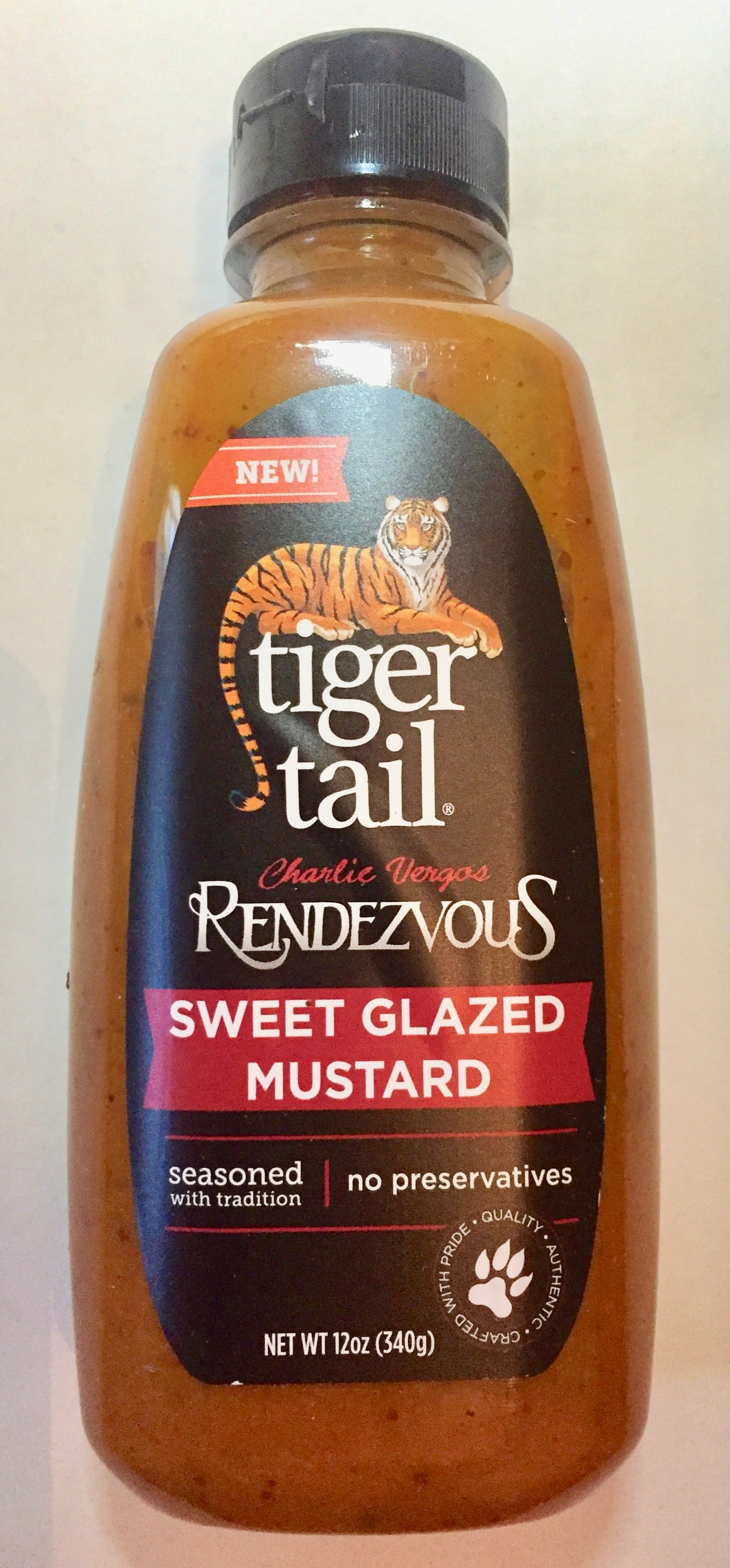 Rendezvous Tigertail Sweet Glazed Mustard