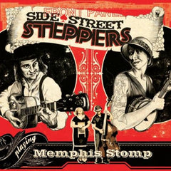 "Side Street Steppers ""Memphis Stomp"" CD"