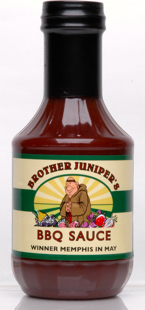 Brother Juniper's BBQ Sauce