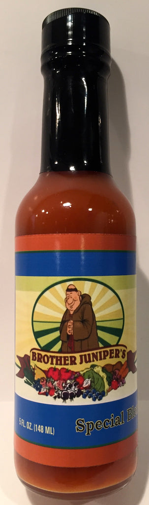 Brother Juniper's Special Blend Hot Sauce