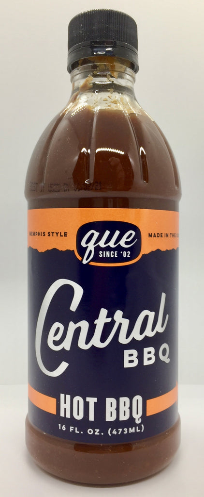Central BBQ Hot BBQ Sauce