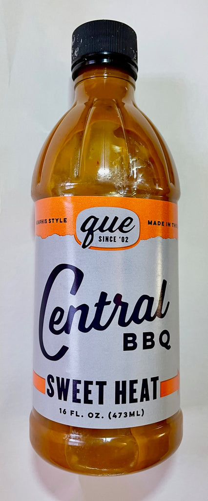 Central BBQ Sweet Heat Hot BBQ / Wing Sauce