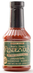 "Rendezvous ""Charlie's Select"" BBQ Sauce"