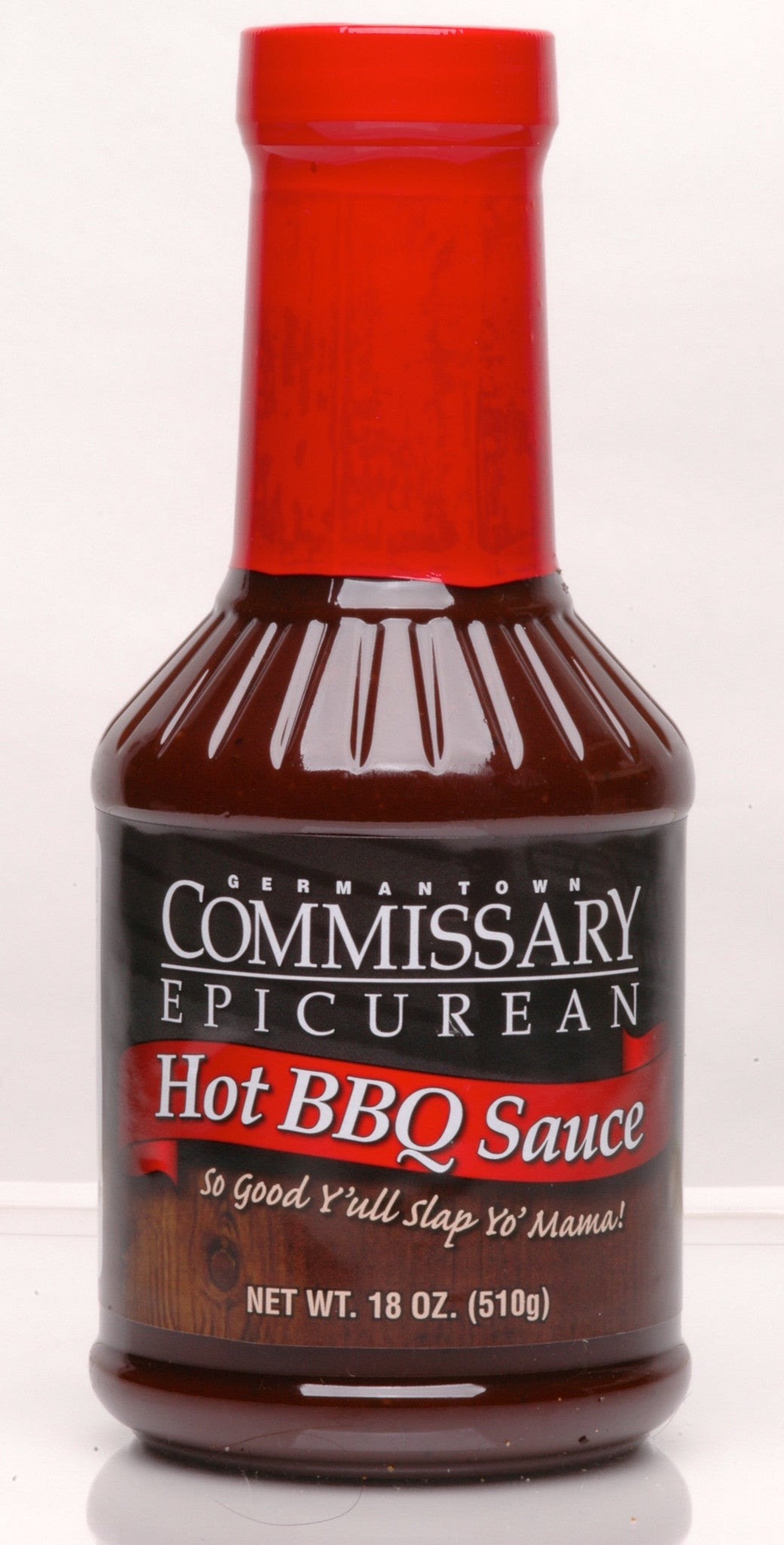 Germantown Commissary Hot BBQ Sauce