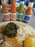 Memphis Hot 2 Pepper Sauce