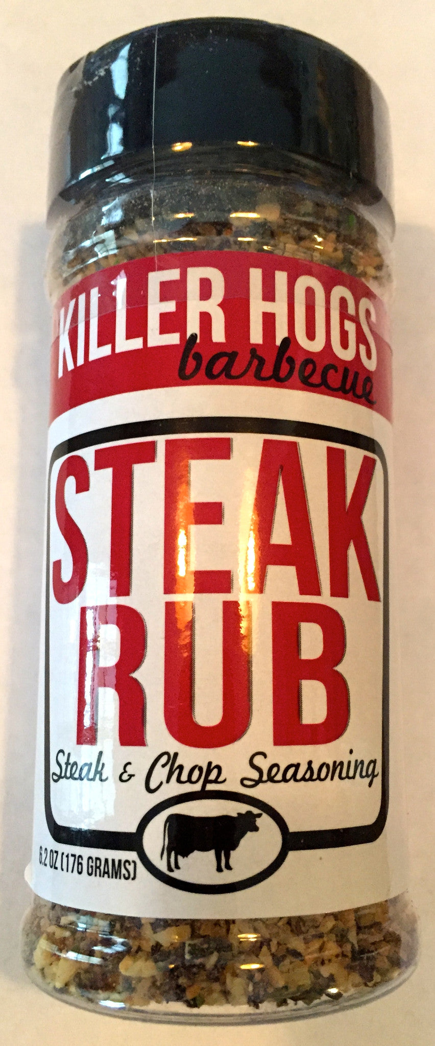 Killer Hogs Steak Rub 6.2oz