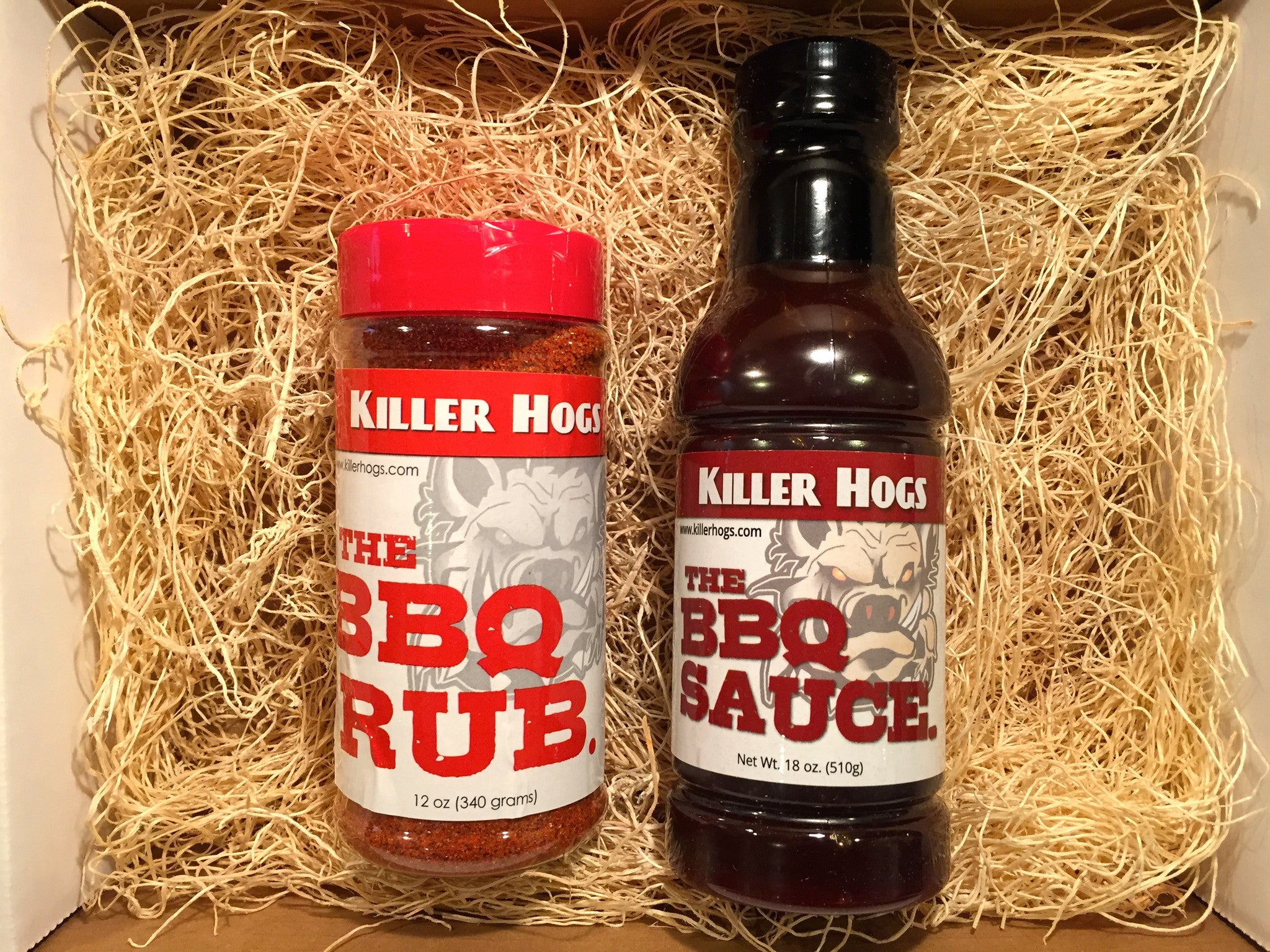 Killer Hogs Combo Pack