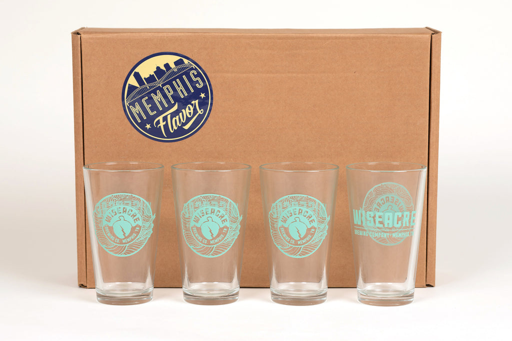 Memphis Brewers Pint Glass Pack