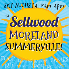Summerville in Sellwood! August 4th