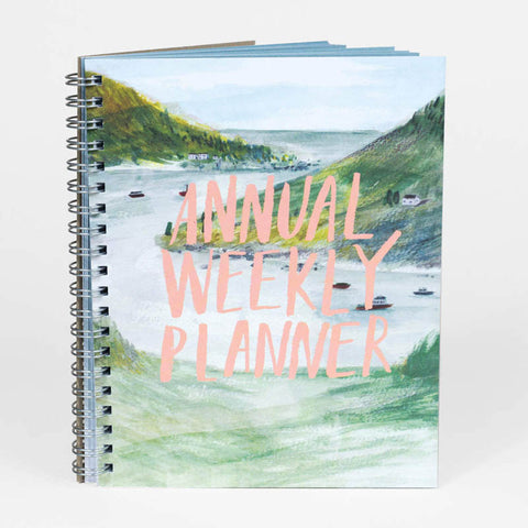 Little Otsu Annual Weekly Planner