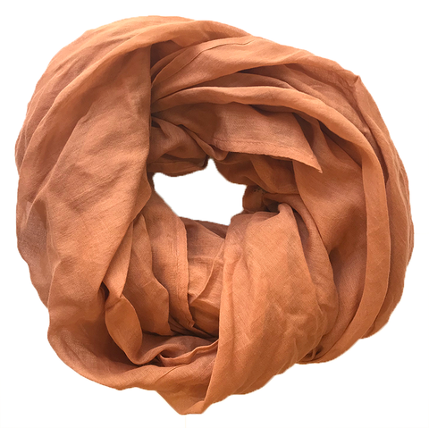 Clay Solid Scarf